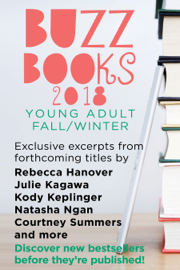 Buzz Books 2018: Young Adult Fall/Winter book