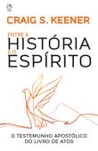 Entre a História e o Espírito Book Cover
