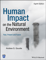 Andrew S. Goudie - Human Impact on the Natural Environment artwork