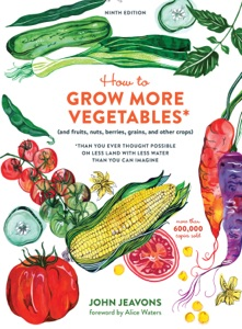 How to Grow More Vegetables, Ninth Edition Book Cover