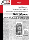 Sud Ouest 70 Ans Dactualit