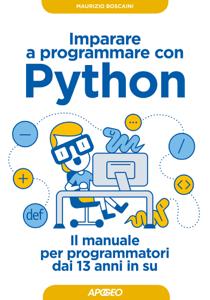 Imparare a programmare con Python Libro Cover