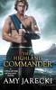 Amy Jarecki - The Highland Commander artwork