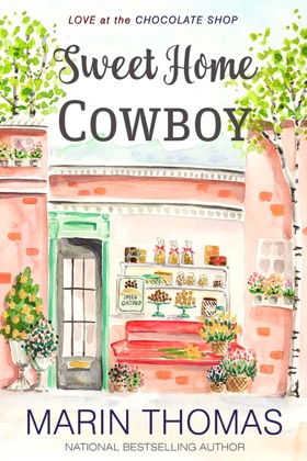 Sweet Home Cowboy book cover
