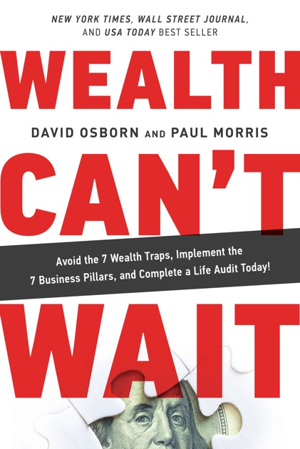 Wealth Cant Wait By David Osborn On Apple Books