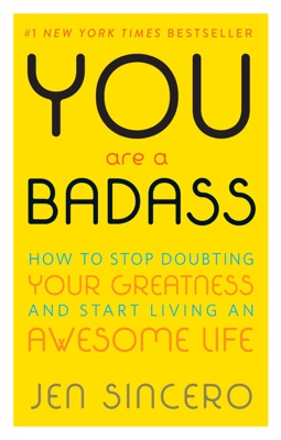 Jen Sincero - You Are a Badass book