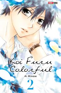 Koi Furu Colorful T02 La couverture du livre martien