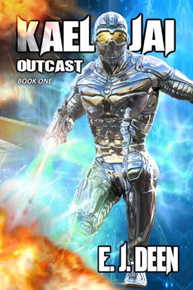 Outcast 💥 (Kael Jai: Book One) image