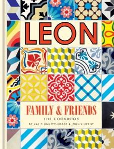 Leon: Family & Friends Book Cover