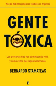 Gente tóxica Book Cover