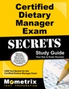 Certified Dietary Manager Exam Secrets Study Guide
