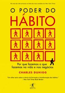 O poder do hábito de Charles Duhigg Capa de livro