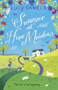 Summer at Hope Meadows Couverture de livre