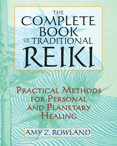 The Complete Book of Traditional Reiki Cover Book