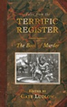 Tales From The Terrific Register The Book Of Murder
