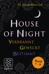 House Of Night Paket 3 Band 7-9