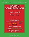 Reading Comprehension - Levels 1 And 2