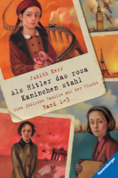 Judith Kerr - Als Hitler das rosa Kaninchen stahl, Band 1-3 artwork