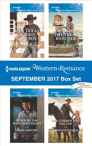Trish Milburn, Pamela Britton, Marin Thomas & Christine Wenger - Harlequin Western Romance September 2017 Box Set