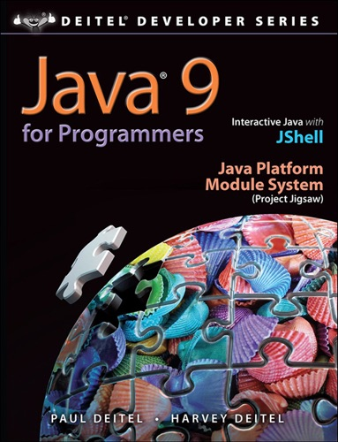 Java 9 for Programmers, 4/e