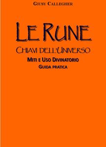 Le Rune Copertina del libro