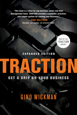 Traction - Gino Wickman book