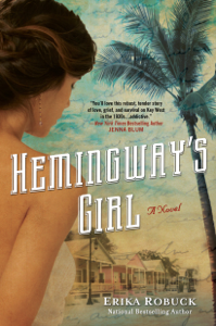 Hemingway's Girl Book Cover