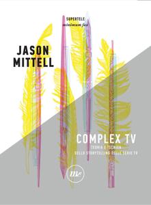 Complex Tv Copertina del libro