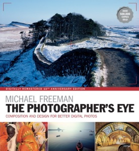 The Photographer's Eye Remastered 10th Anniversary Book Cover