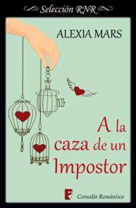A la caza de un impostor (Cazadoras 2) Book Cover