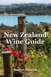 New Zealand Wine Guide book
