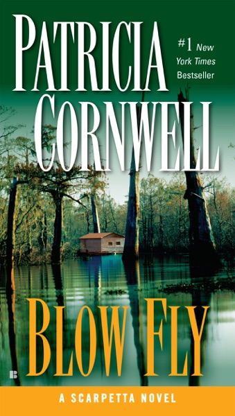 Blow Fly - Patricia Cornwell book cover