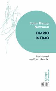 Diario intimo Copertina del libro