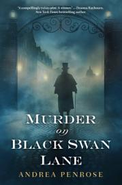 Murder on Black Swan Lane book