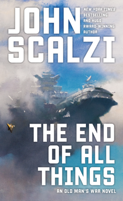 The End of All Things - John Scalzi book