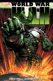 World War Hulk book