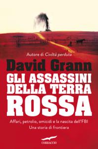 Gli assassini della Terra Rossa Copertina del libro
