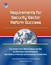 Requirements For Security Sector Reform Success Case Studies Of US Efforts In Kenya And Mali For SSR Kenya A Success Story But Mali Failed As A Politically And Economically Unstable State