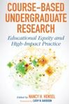Course-Based Undergraduate Research