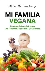 Mi familia vegana Book Cover