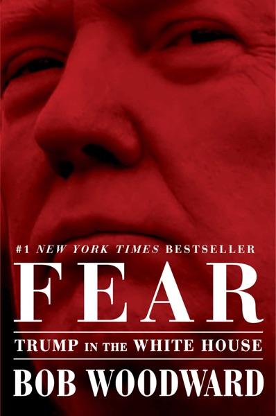 Fear - Bob Woodward book cover