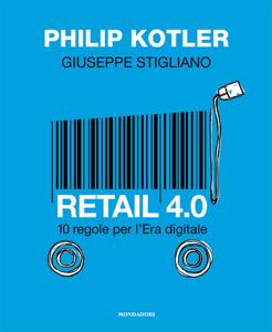 Retail 4.0 Copertina del libro