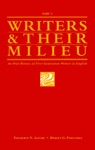 Writers And Their Milieu An Oral History Of First Generation Writers In English Part 1