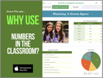 Why use Numbers in the classroom?