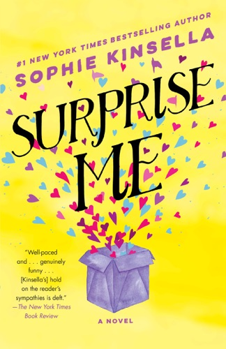 Sophie Kinsella - Surprise Me