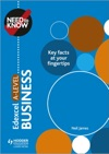 Need To Know Edexcel A-level Business
