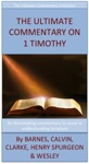 The Ultimate Commentary On 1 Timothy