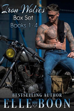 Iron Wolves MC, Books 1-4