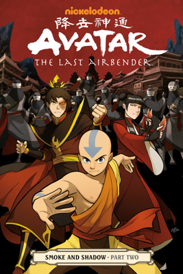 Avatar: The Last Airbender - Smoke and Shadow Part 2 - Gene Luen Yang book
