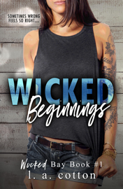 Wicked Beginnings - L. A. Cotton book summary